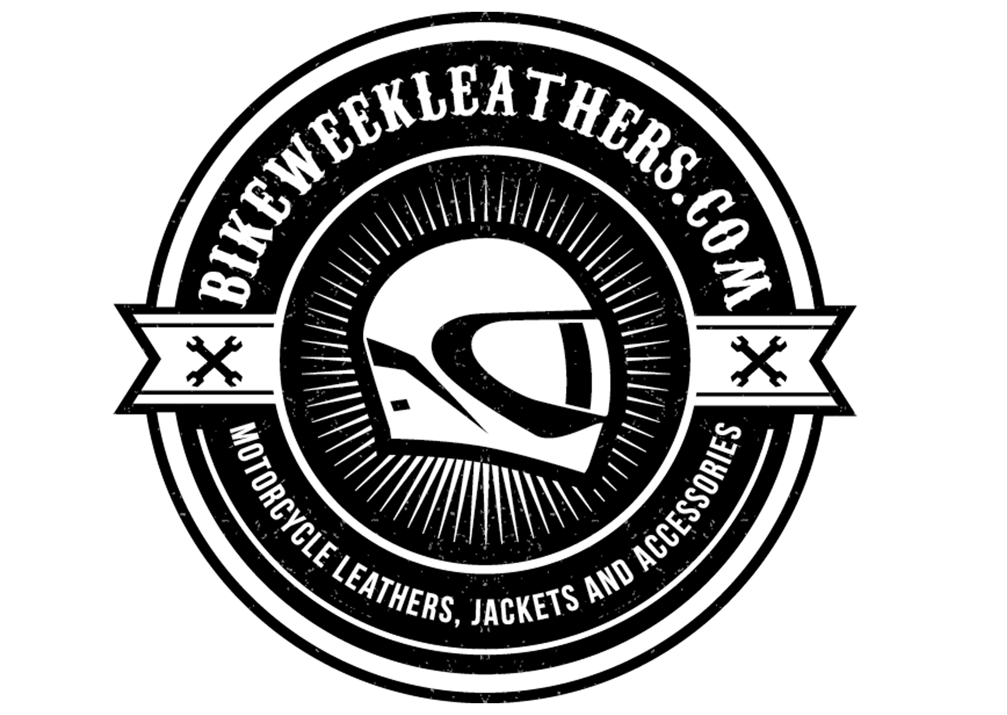 Bike Week Leathers logo