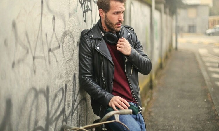 How To Style A Leather Biker Jacket: Fun Fashion Tips