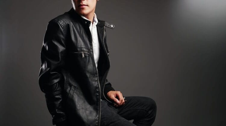 How To Wear A Biker Leather Jacket Style Tips For Men